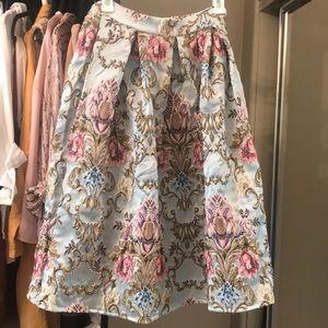 Beautiful midi skirt